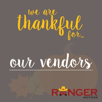 holidays - ranger - graphics_our vendors